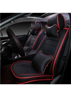 Super Classic Color And Fantastic Leather Of Luxurious Car Seat Covers Interior Upholstery Sheepskin