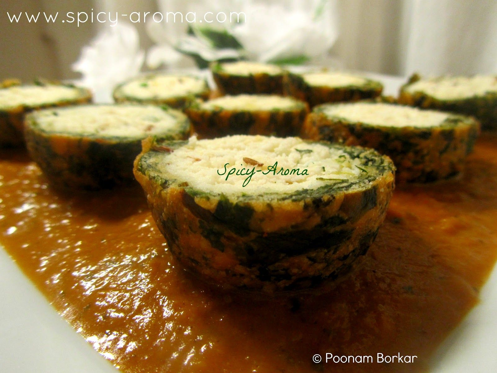 Spicy aroma shaam savera palak paneer kofta curry step by step food forumfinder Image collections