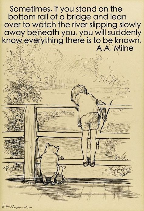19 Profound Life Lessons From Your Favorite Bear In Honor Of Winnie The Pooh Day