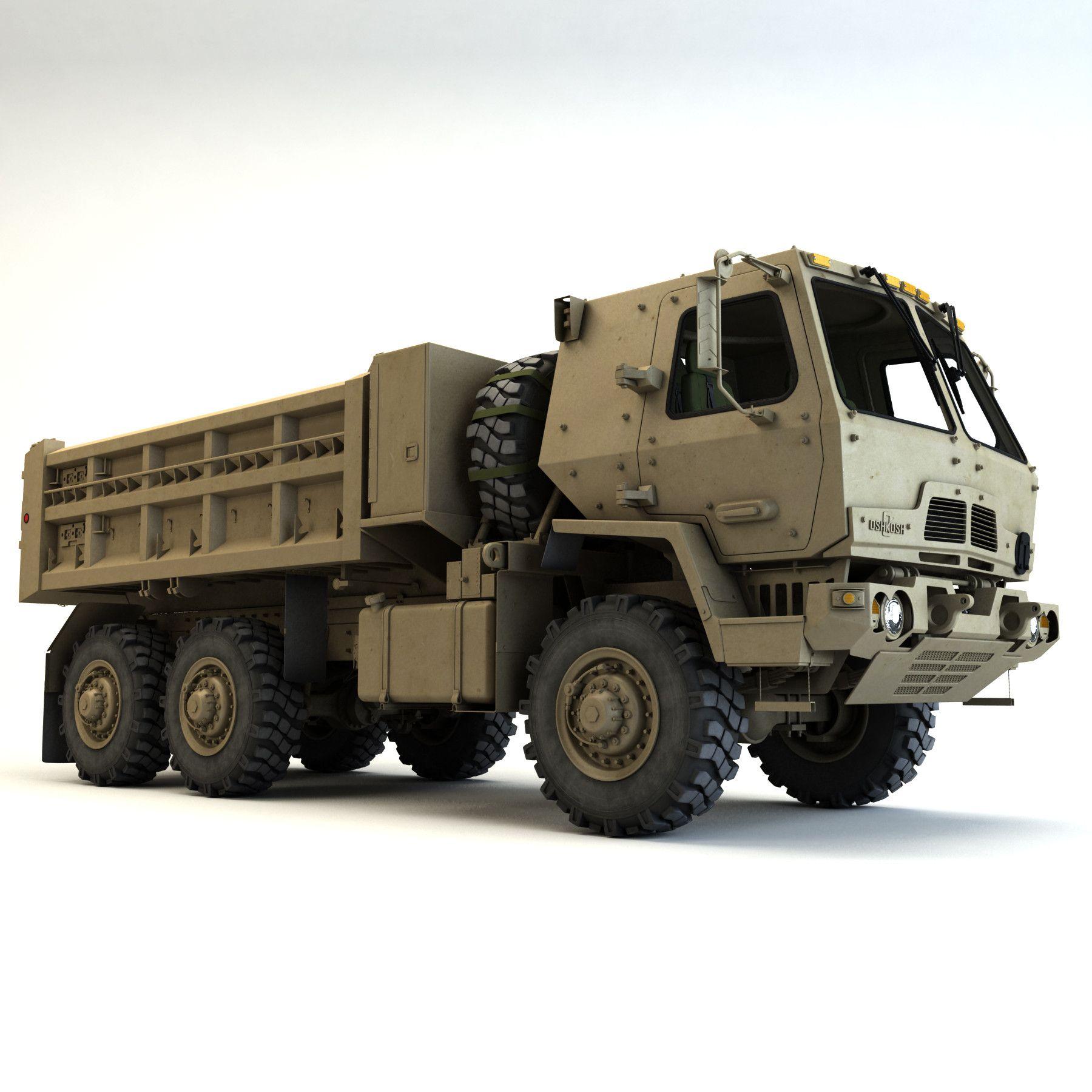 http://www.turbosquid.com/3d-models/max-oshkosh-fmtv-dump-truck/795156