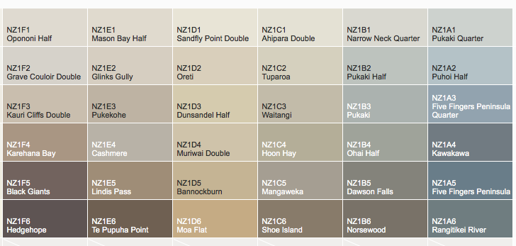 Blue Grey Outdoor Paint Scheme Colours Dulux Have Finally Introduced More Muddy That