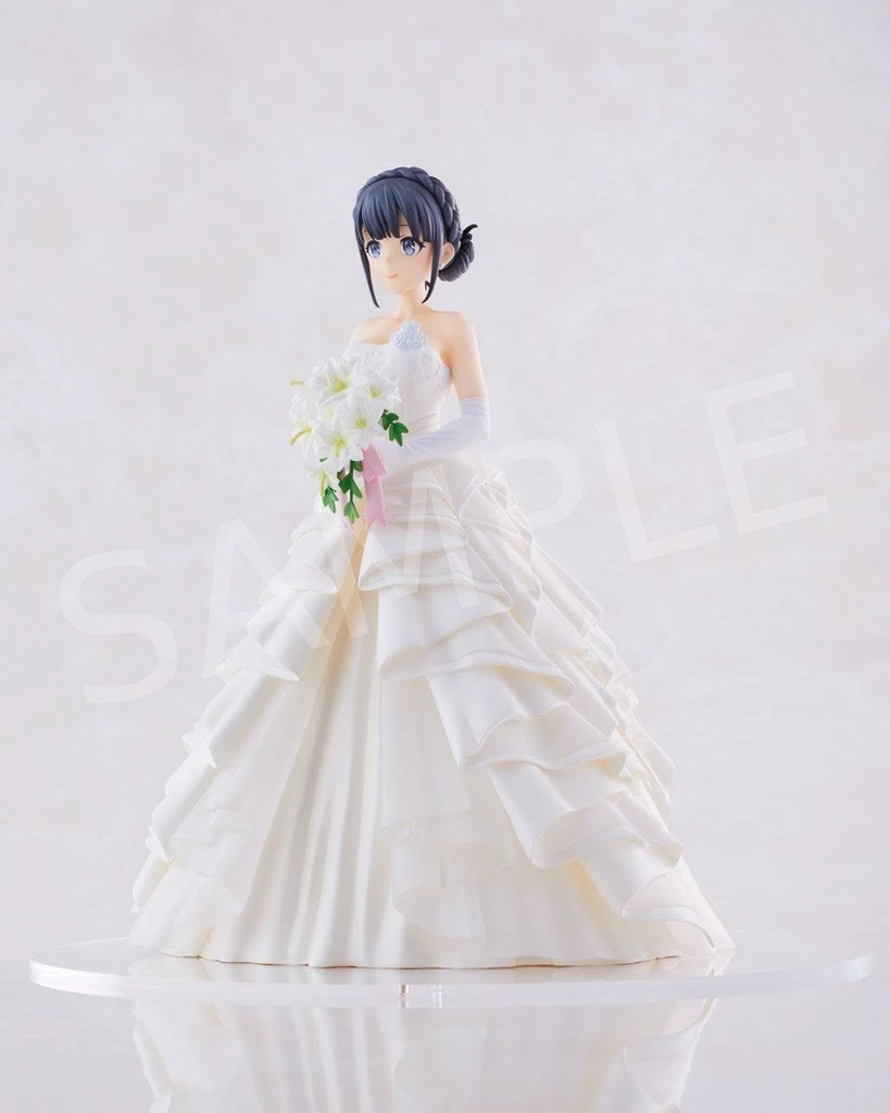 Senpai Shoko Makinohara Wedding Ver. 1/7 Scale Figure