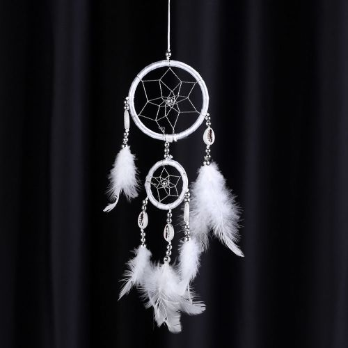 Feather Dream Catcher Car-Wall Home Hanging Handmade Decoration Ornaments Decor