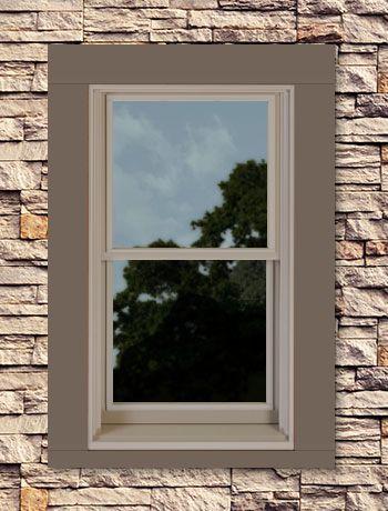 My Custom Designed Andersen Window 200 Series Window Color