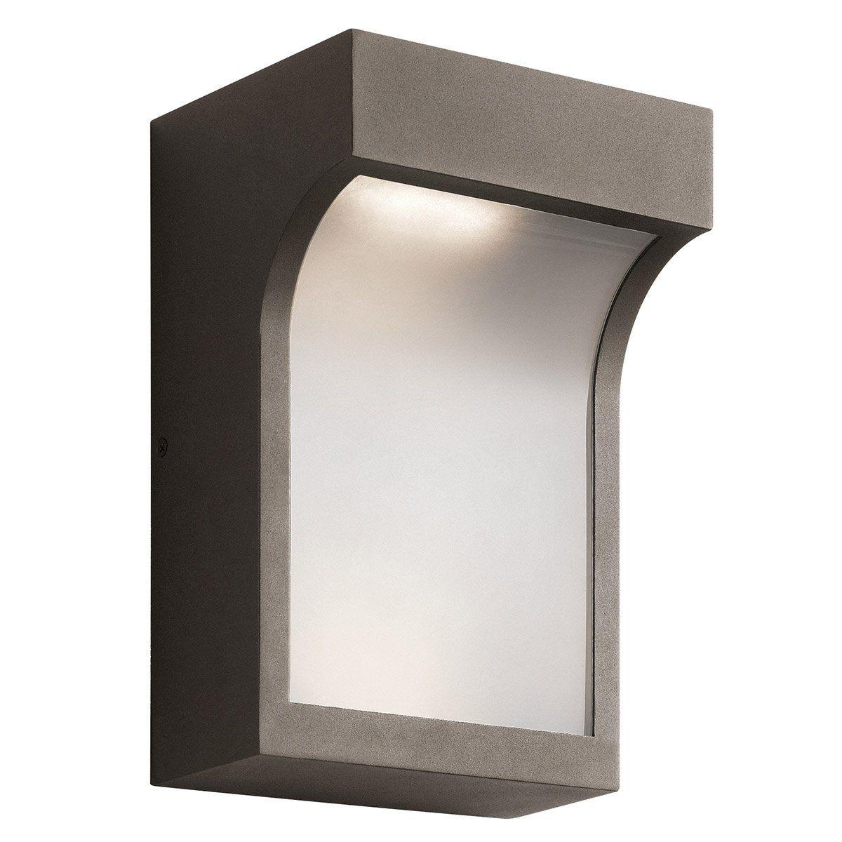 Kichler lighting aztled shelby light inch textured