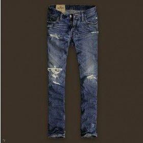 Hollister Super Skinny Destroyed Jeans Mens | Hollister