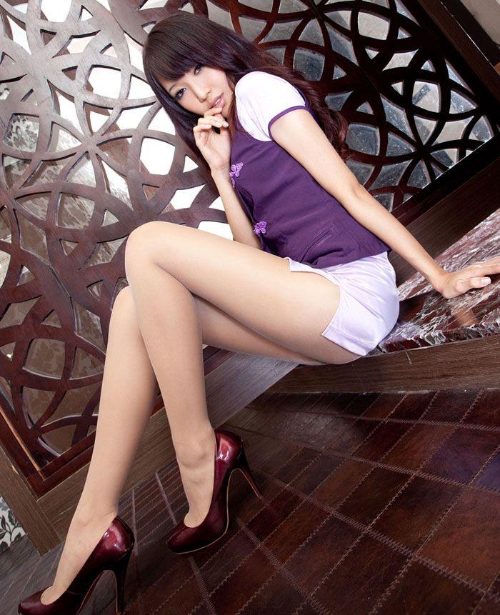 Chinese girls legs