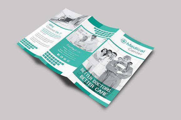 medical trifold brochure creativework247 brochure design