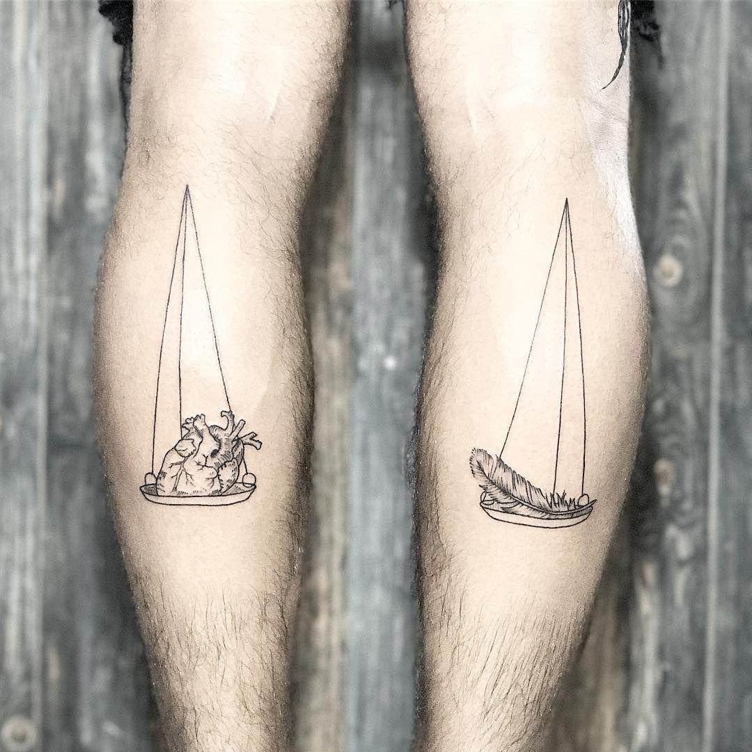 23++ Scale tattoo ideas in 2021