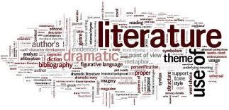 An introduction to literary terms. Prepared for Grade 6, but I think it's helpful for higher grades too.