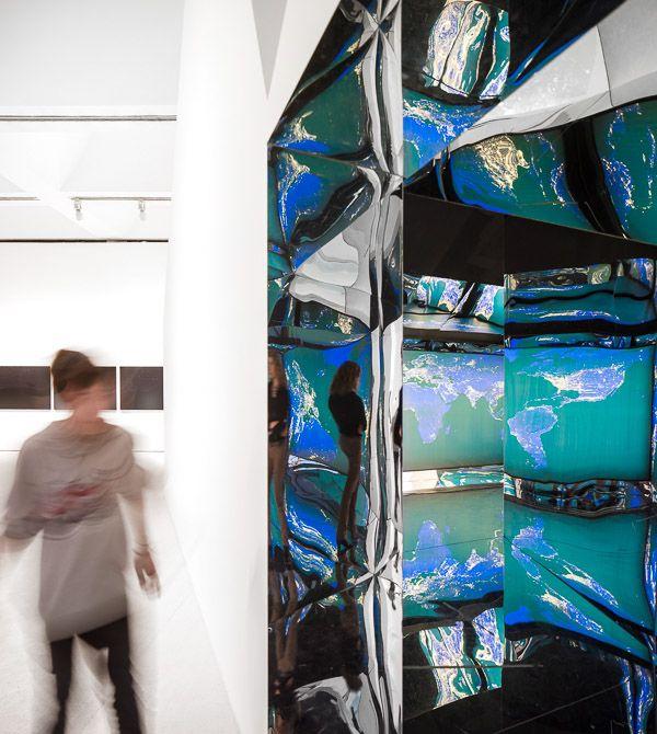 Perduti nel paesaggio/Lost in Landscape, exhibition 2014, photo by Fernando Guerra