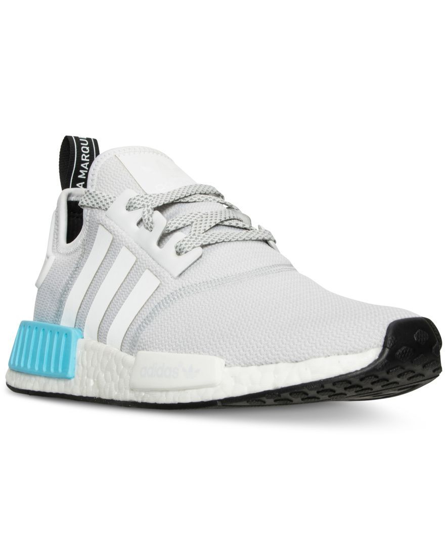 adidas Boys\u0027 NMD Casual Sneakers from Finish Line - Finish Line Athletic  Shoes - Kids \u0026 Baby - Macy\u0027s