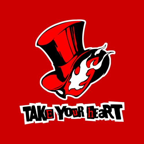 P5 Take Your Heart In 2021 Persona 5 Persona Persona 5 Joker