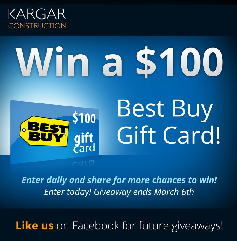 Enter to win a 100 best buy gift card buy gift cards