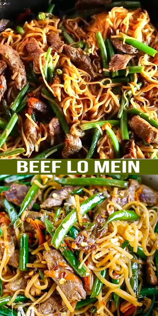 Photo of Beef Lo Mein