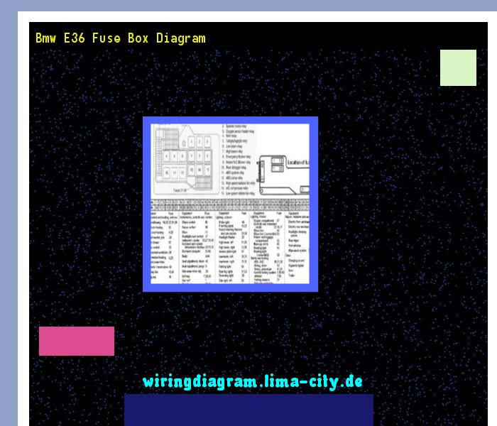 Bmw e36 fuse box diagram. Wiring Diagram 17473. - Amazing Wiring Diagram  Collection | Fuse box, Vw jetta, Bmw e36 | 1998 Bmw Z3 Roadster Fuse Box Diagram |  | Pinterest