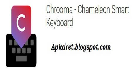 Chrooma Chameleon Keyboard 2.6.3 apk Chameleon