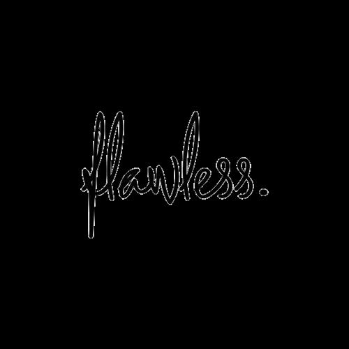 foto de flawless you quotes black transparents transparent