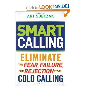 """If you make cold calls, and want to make them smarter, better, more fun, and actually convert them to sales, THIS IS THE BOOK! Buy it to increase your call to sale ratio, and your sale to bank account ratio.""  —Jeffrey Gitomer, author of The Little Red Book of #Selling"
