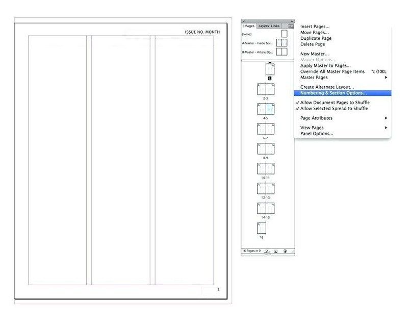 How to Make an InDesign Book Template (Cover & Layout