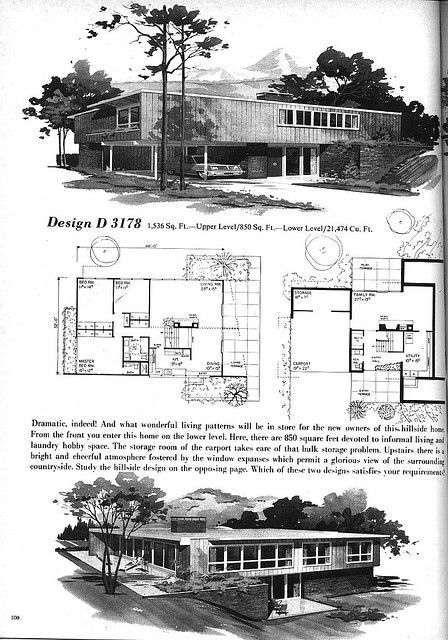 D3178 arch casas modernas planos de casas arquitectura for Casa moderna 3181