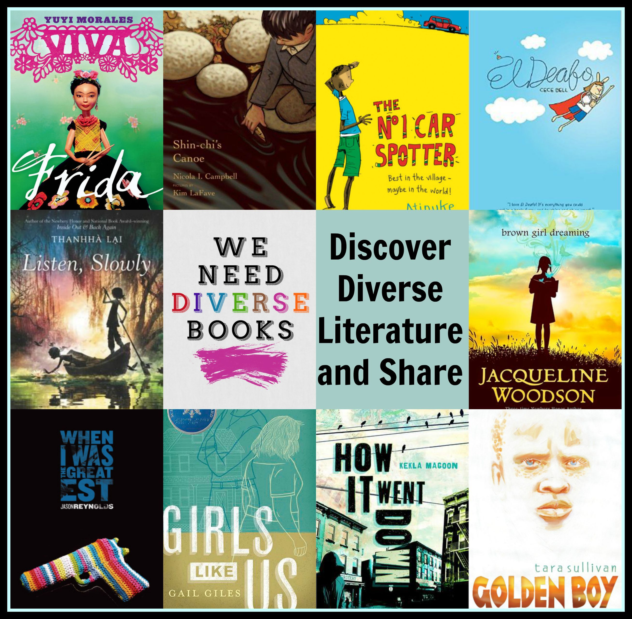 Image result for diverse literature