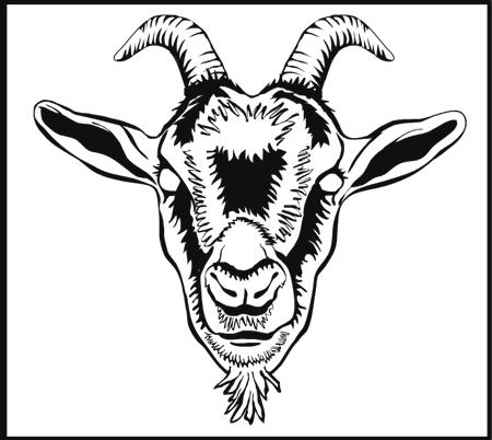 b5f67c206 Head Tattoos, Goat Ideas, Goats, Moose Art, Stencils, Tattoo Ideas,