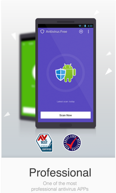 mobile android antivirus free download