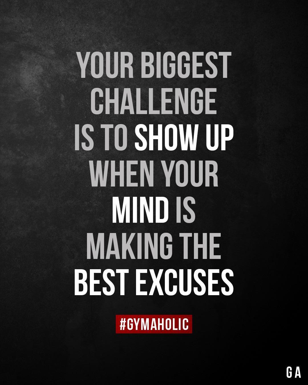 Fitness Challenge Motivation Quotes