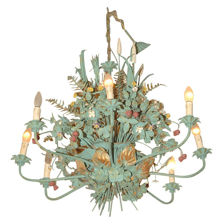 Large french tole chandelier chandeliers pendant lighting and large french tole chandelier mozeypictures Image collections
