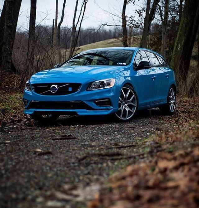 The Limited Edition V60 Polestar. Performance For Real