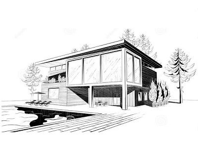Pin By Sai Chand On Top 10 Architecture Sketch Architecture Drawing Architecture Design Drawing