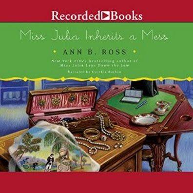 Thoughts in Progress: Miss Julia Inherits A Mess by Ann B. Ross