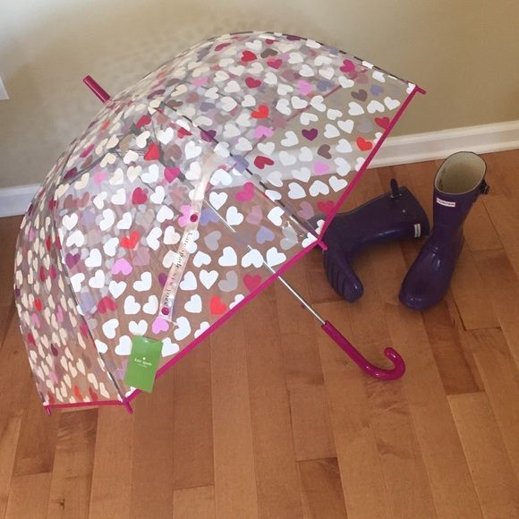 Kate Spade♠️Bubble Hearts Clear Umbrella New with tags! Retails $60 Price is firm unless bundled❤️⭐️NO TRADES⭐️Boots are not for sale kate spade Accessories Umbrellas #clearumbrella Kate Spade♠️Bubble Hearts Clear Umbrella New with tags! Retails $60 Price is firm unless bundled❤️⭐️NO TRADES⭐️Boots are not for sale kate spade Accessories Umbrellas #clearumbrella Kate Spade♠️Bubble Hearts Clear Umbrella New with tags! Retails $60 Price is firm unless bundled❤� #cuteumbrellas