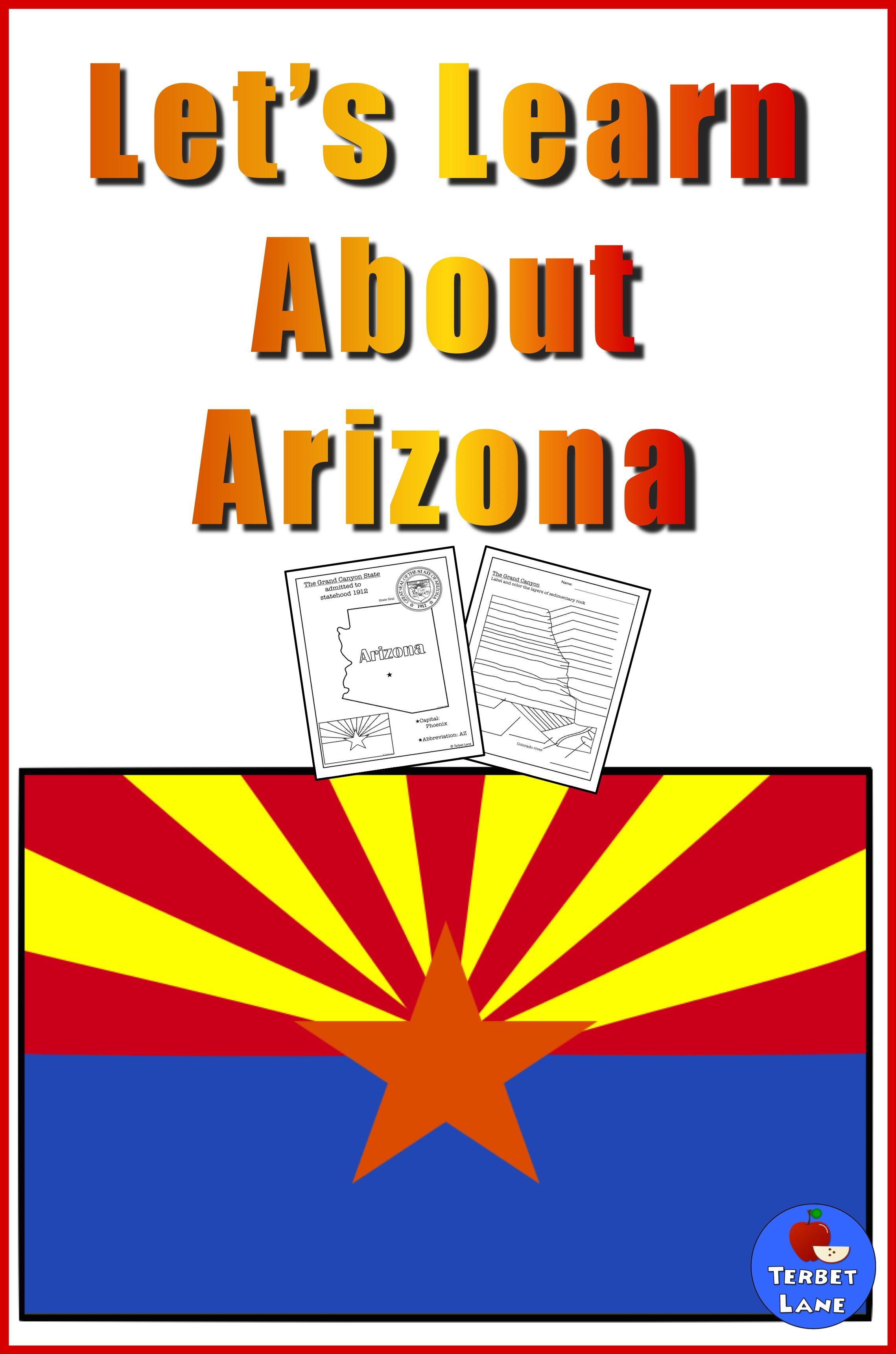 Arizona Social Stu S Unit Study With Qr Codes