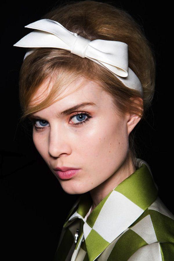 Louis Vuitton's Girly Hairband