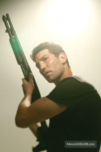 The Walking Dead publicity still of Jon Bernthal