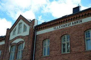 Vaasan Villatavaratehdas / Wasa Yllevarufabrik.