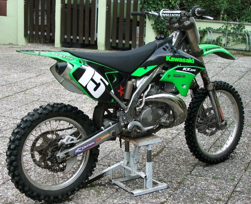 Kawasaki Kxf 250 2 Stroke Google Search Kawasaki Bike Dirt Bikes