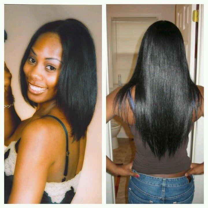 B Natural Hair Growth