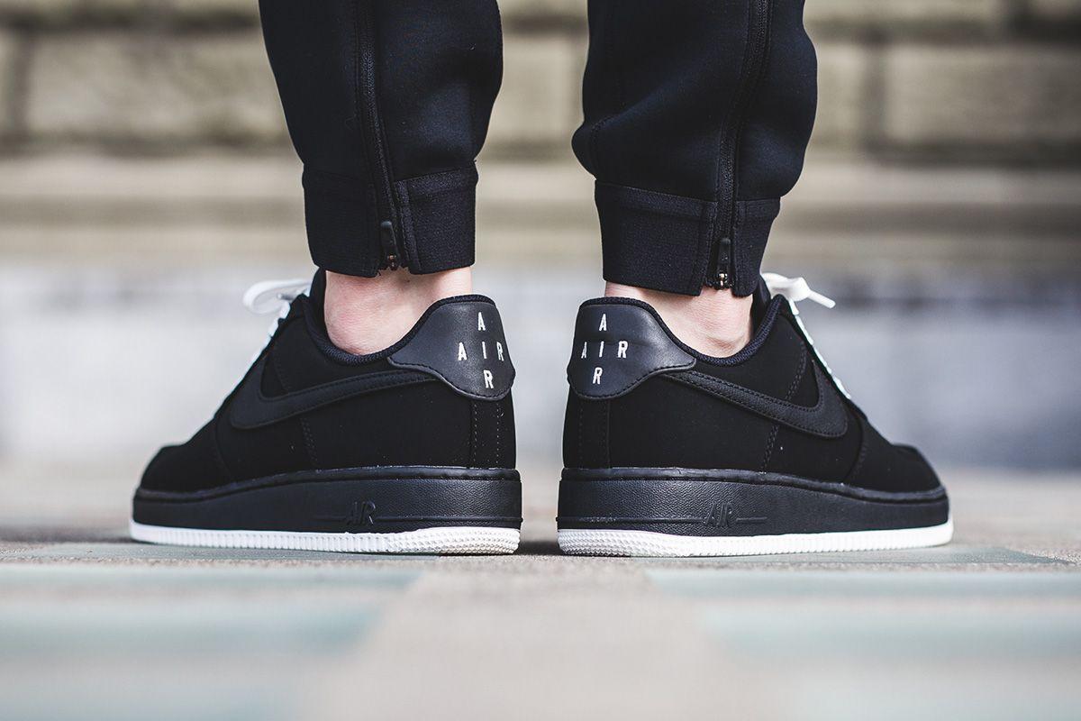 Nike Air Force 1 07 SE Black Gum AA0287 002 Sneaker Bar