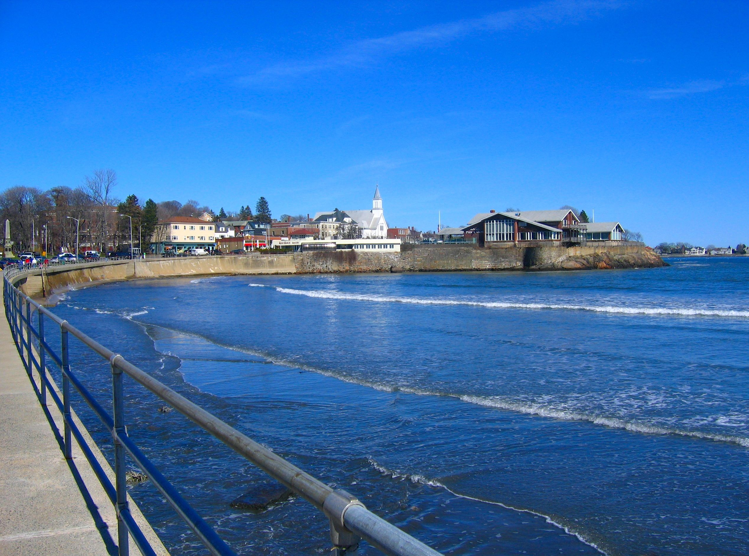 Swampscottwhere I Am Fromin Massachusetts