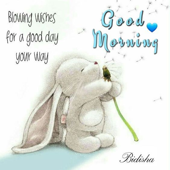 Blowing wishes for a good day your way good morning quotes good morning image quotes good morning w