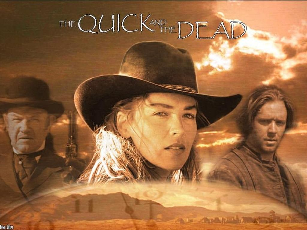 Images From the Quick and the Dead | Sharon Stone the Quick and Dead