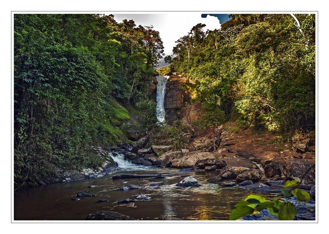 Cachoeira das Éguas - Juiz de Fora, Minas Gerais