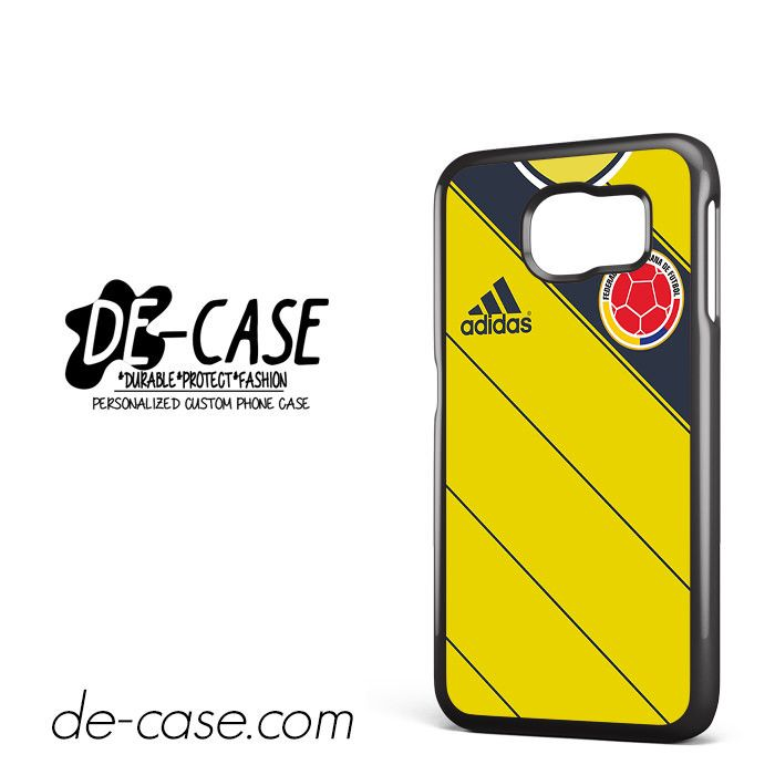 Colombia Soccer Jersey For Samsung Galaxy S6 Samsung Galaxy S6 Edge Samsung Galaxy S6 Edge Plus Case Phone Case Gift Present YO