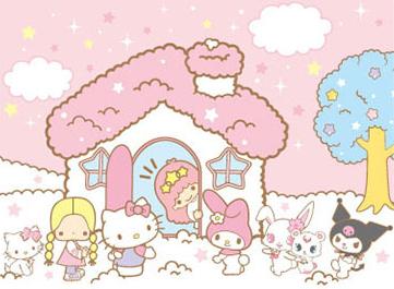 Hello Kitty  Friends.