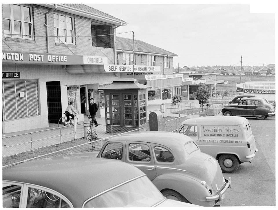 Ermington shops