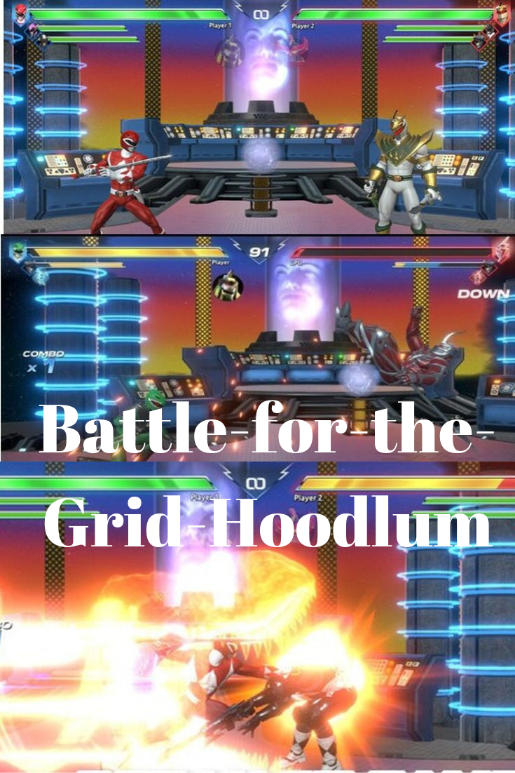 Power Rangers Battle For The Grid Hoodlum Free Download Power Rangers Game Download Free Battle