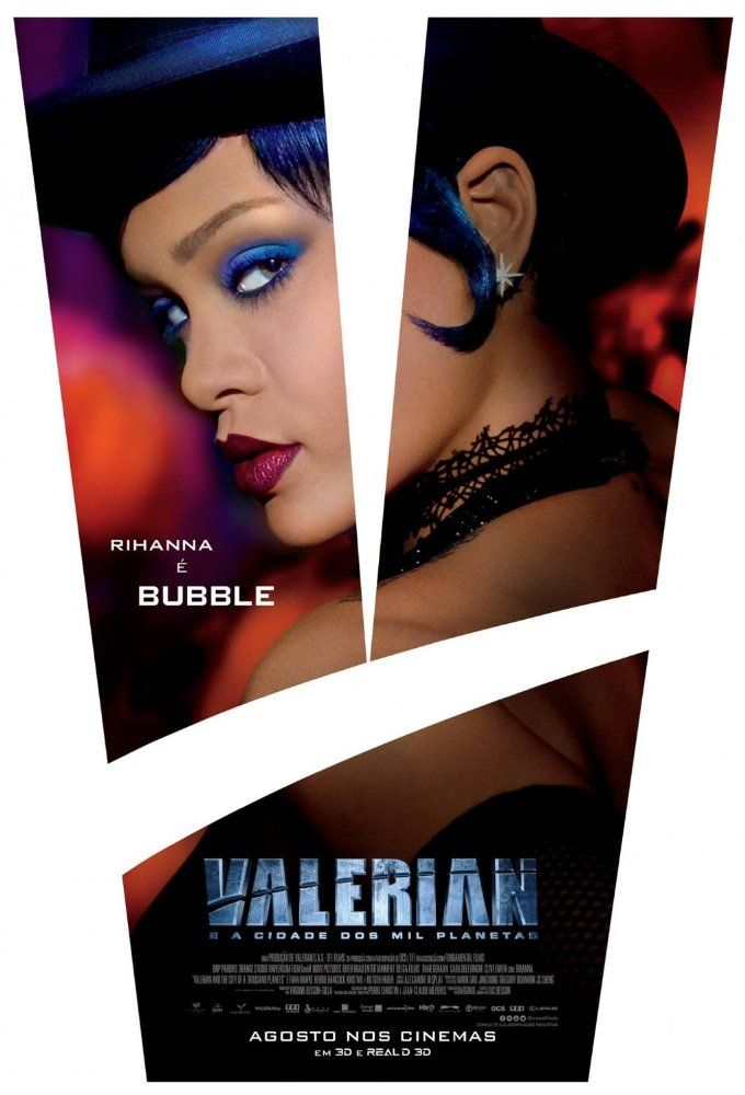 Imdb picks valerian and the city of a thousand planets imdb picks valerian and the city of a thousand planets character posters imdb voltagebd Gallery
